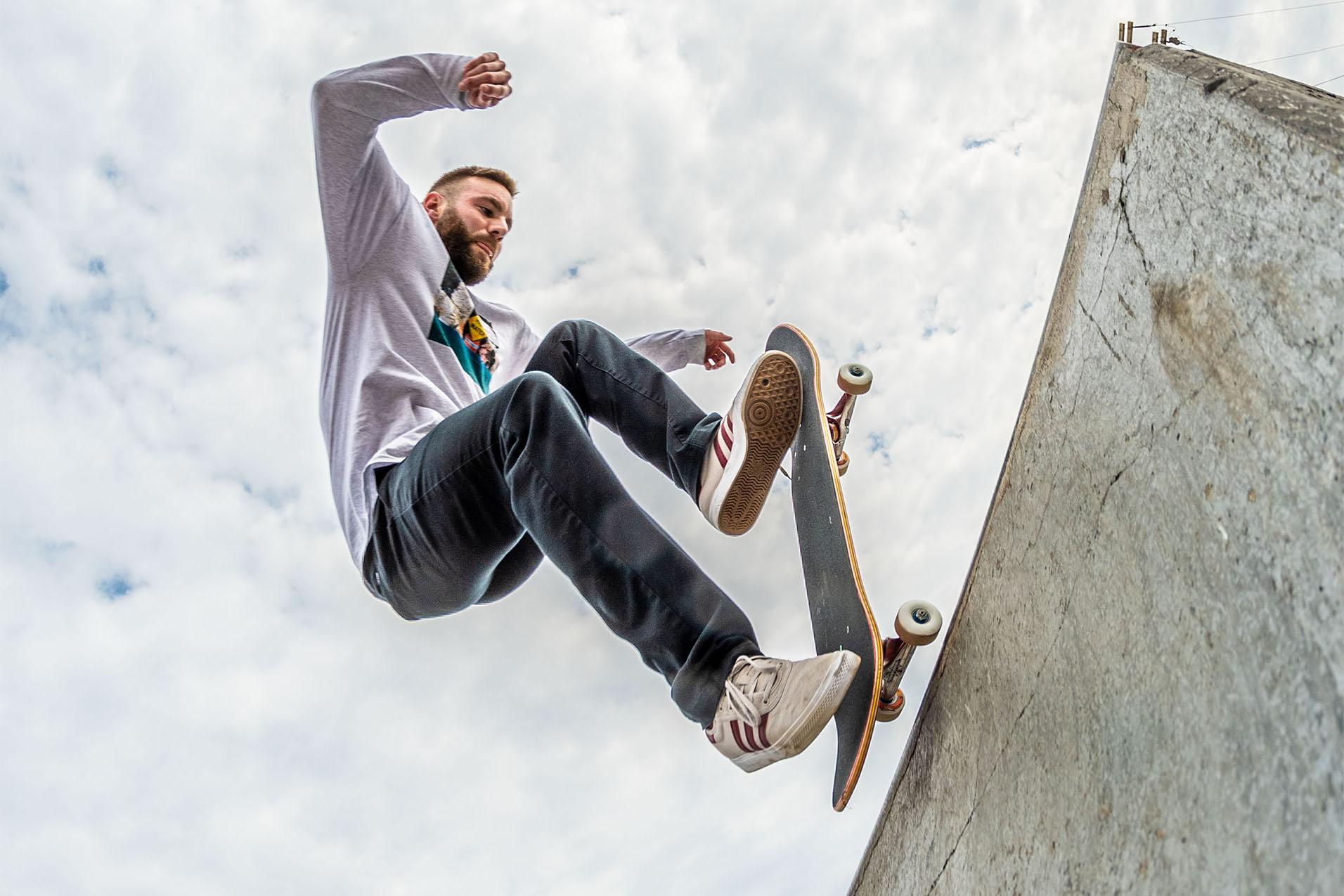 Keene Skatepark Hero Image